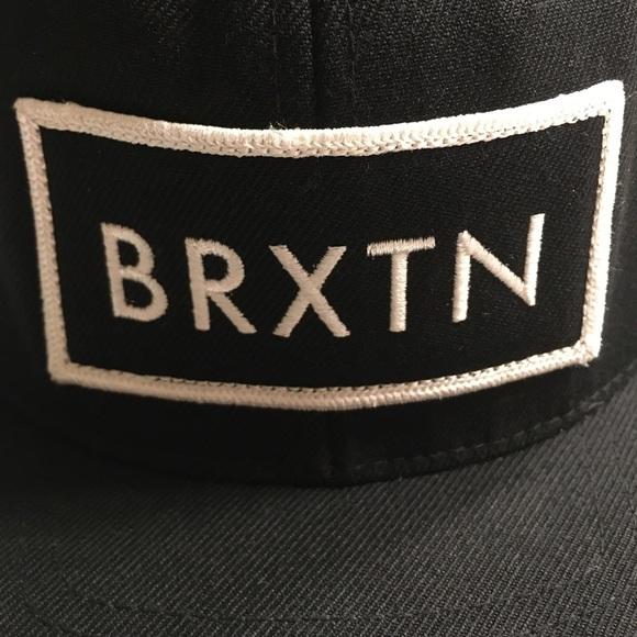 Brixton Snap Back Baseball Hat